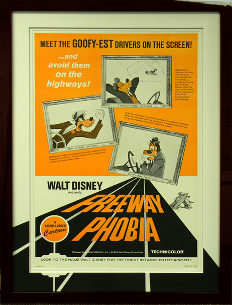 Freeway Phobia (1965)
