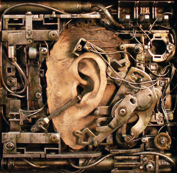 Elaborate Hearing-Aid