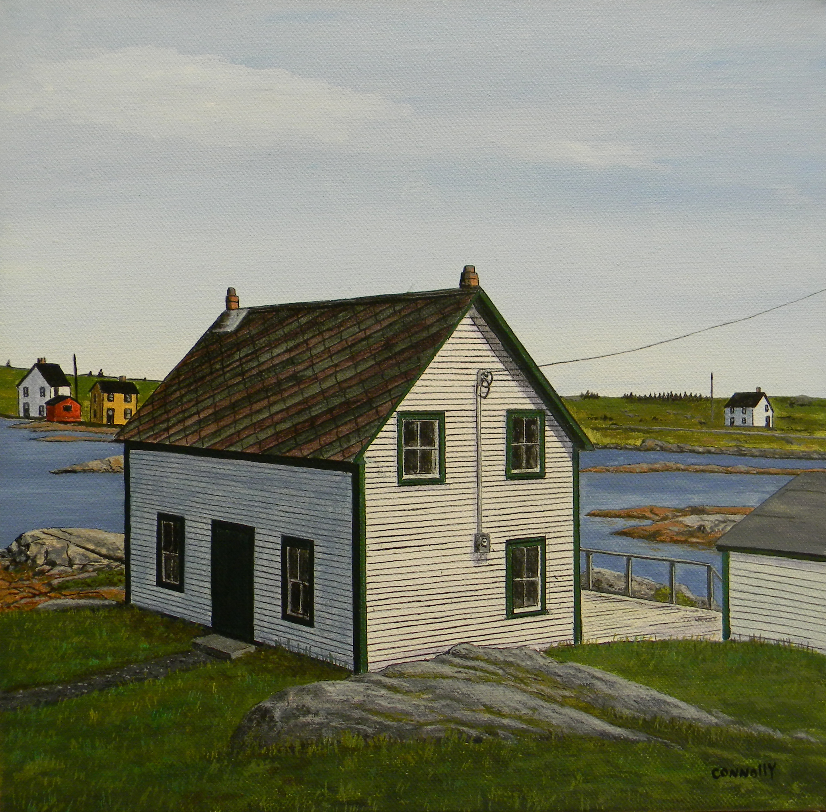 Cottage in Tilting