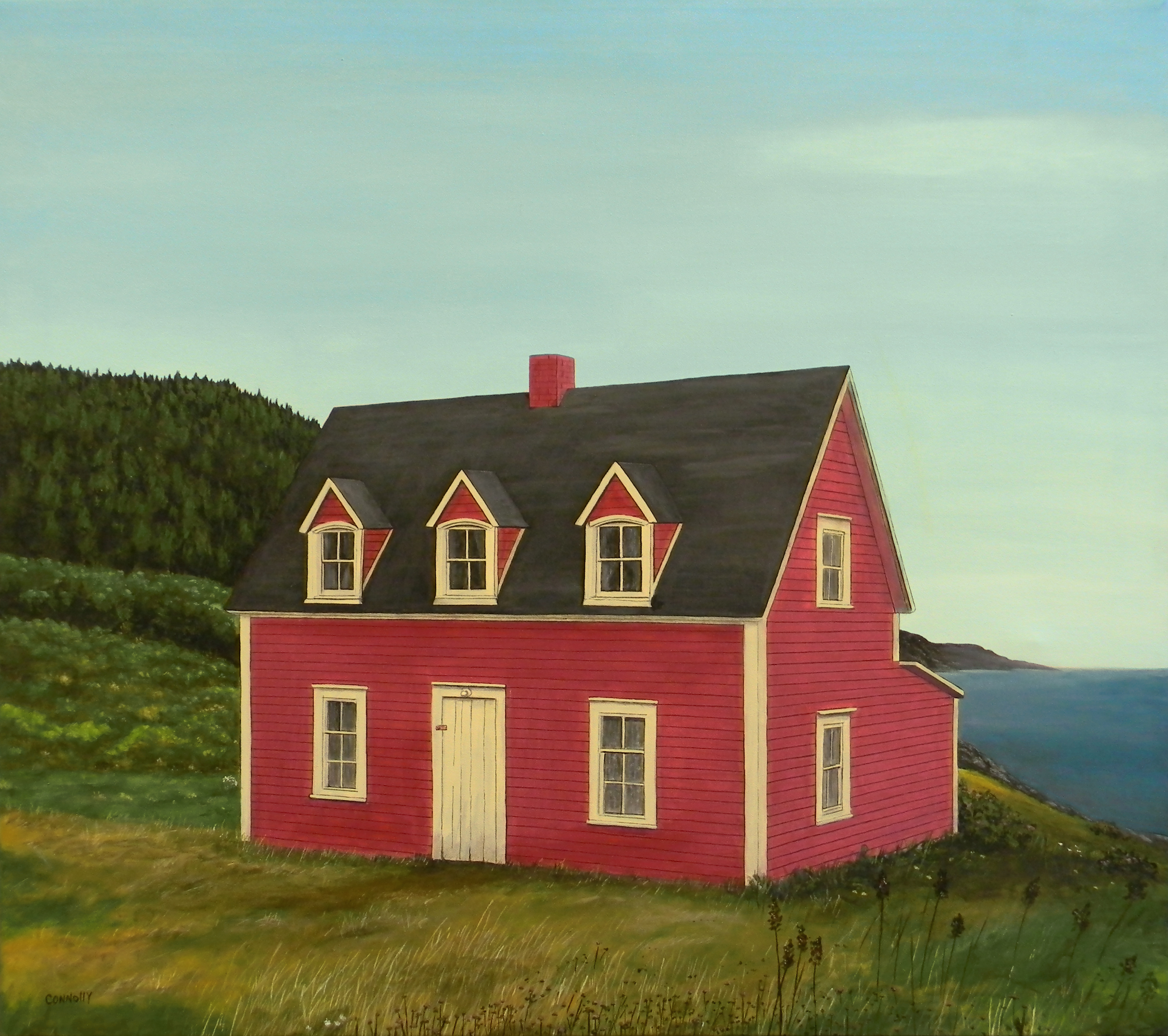 House at Tors Cove