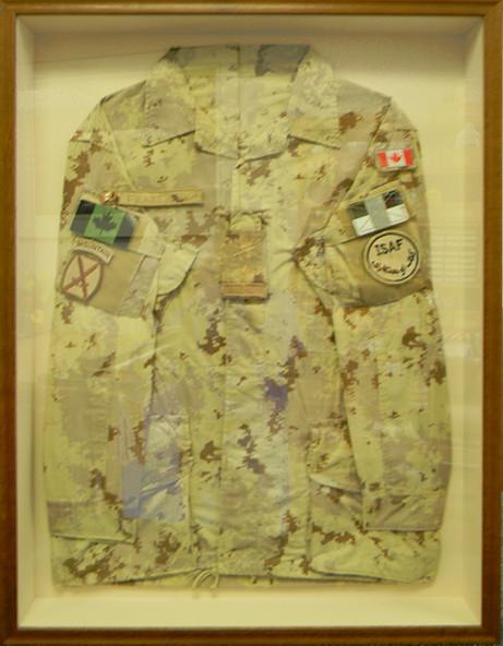 Canadian Forces Afghanistan Jacket