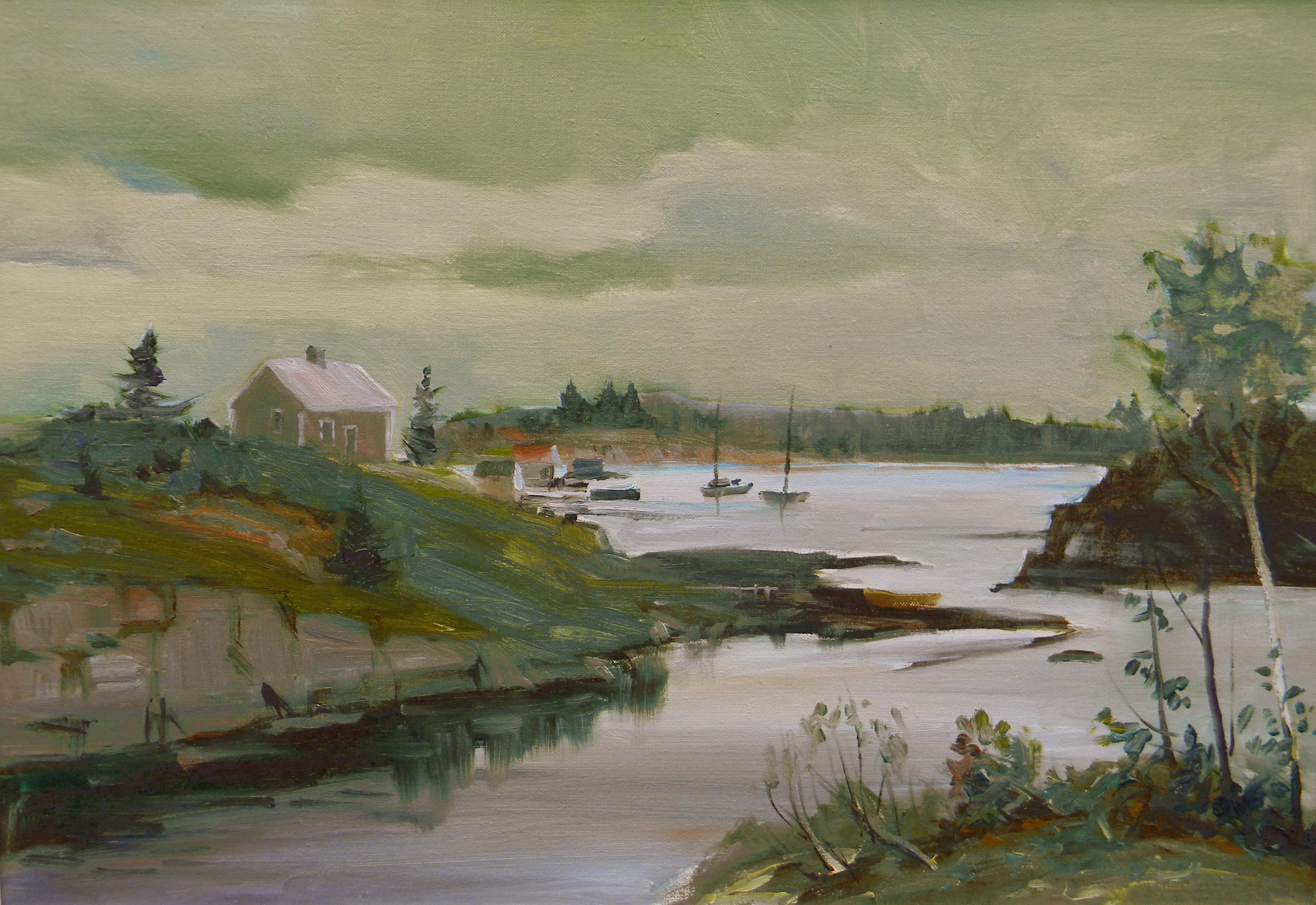 Sundown, Spindler Cove, Feltzen South, Nova Scotia