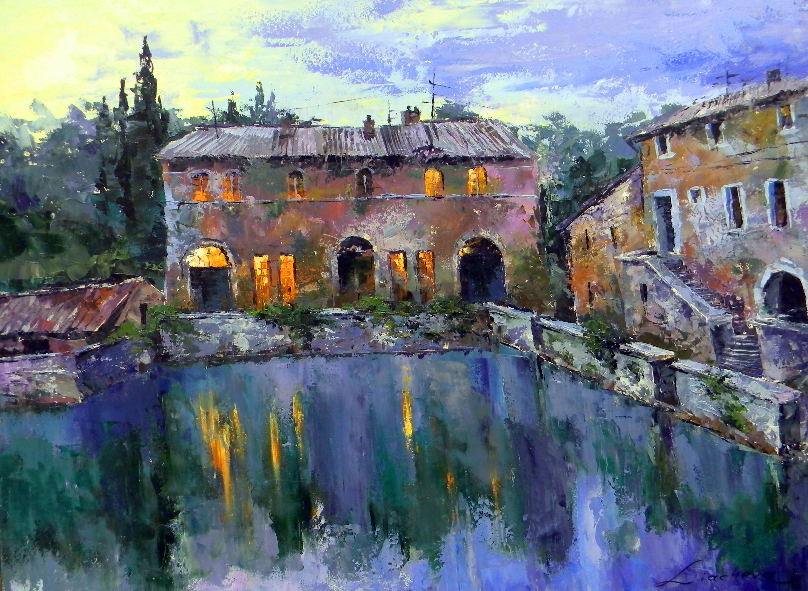 Tuscany, Old Villa