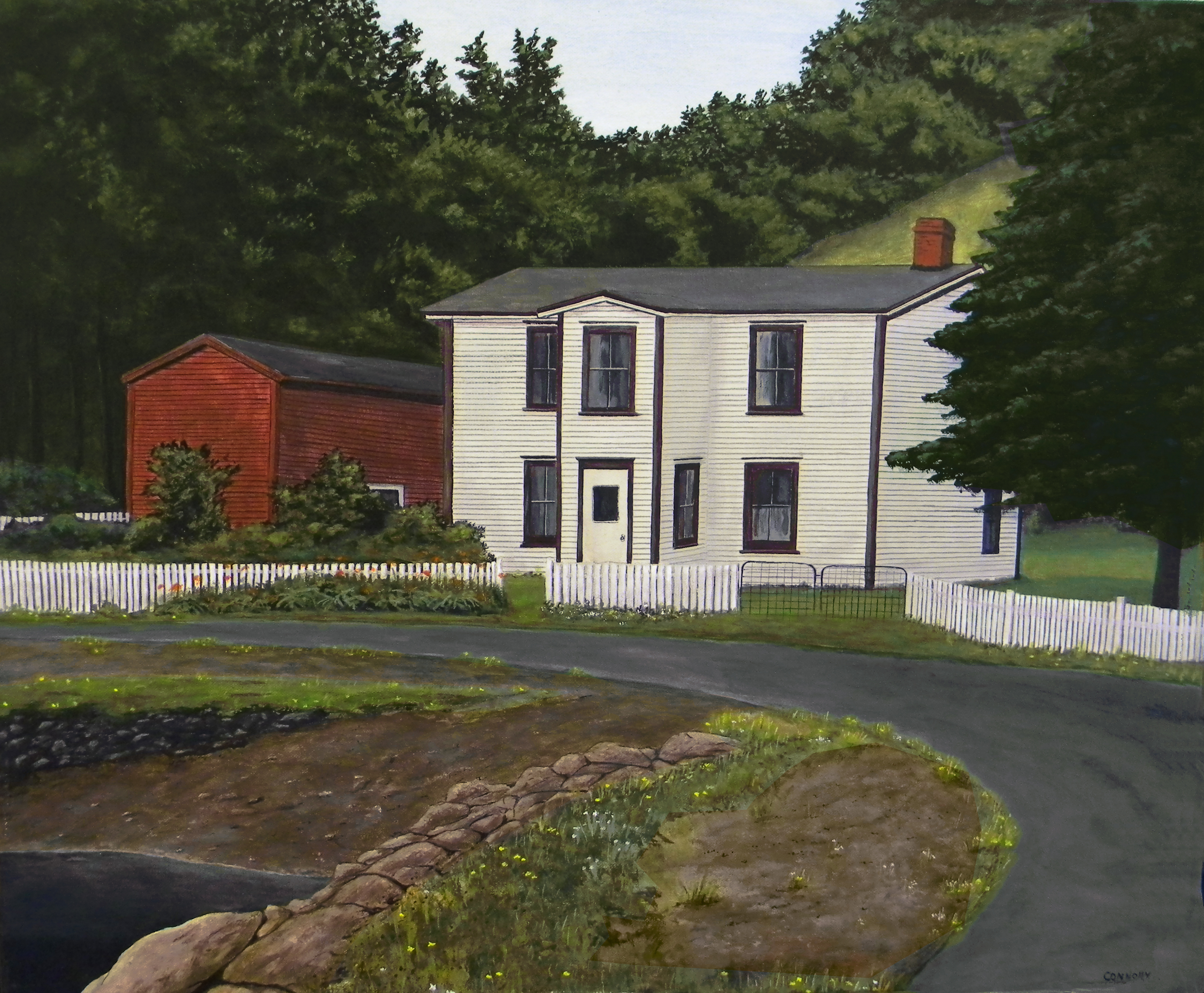 Homestead In Conception Harbour
