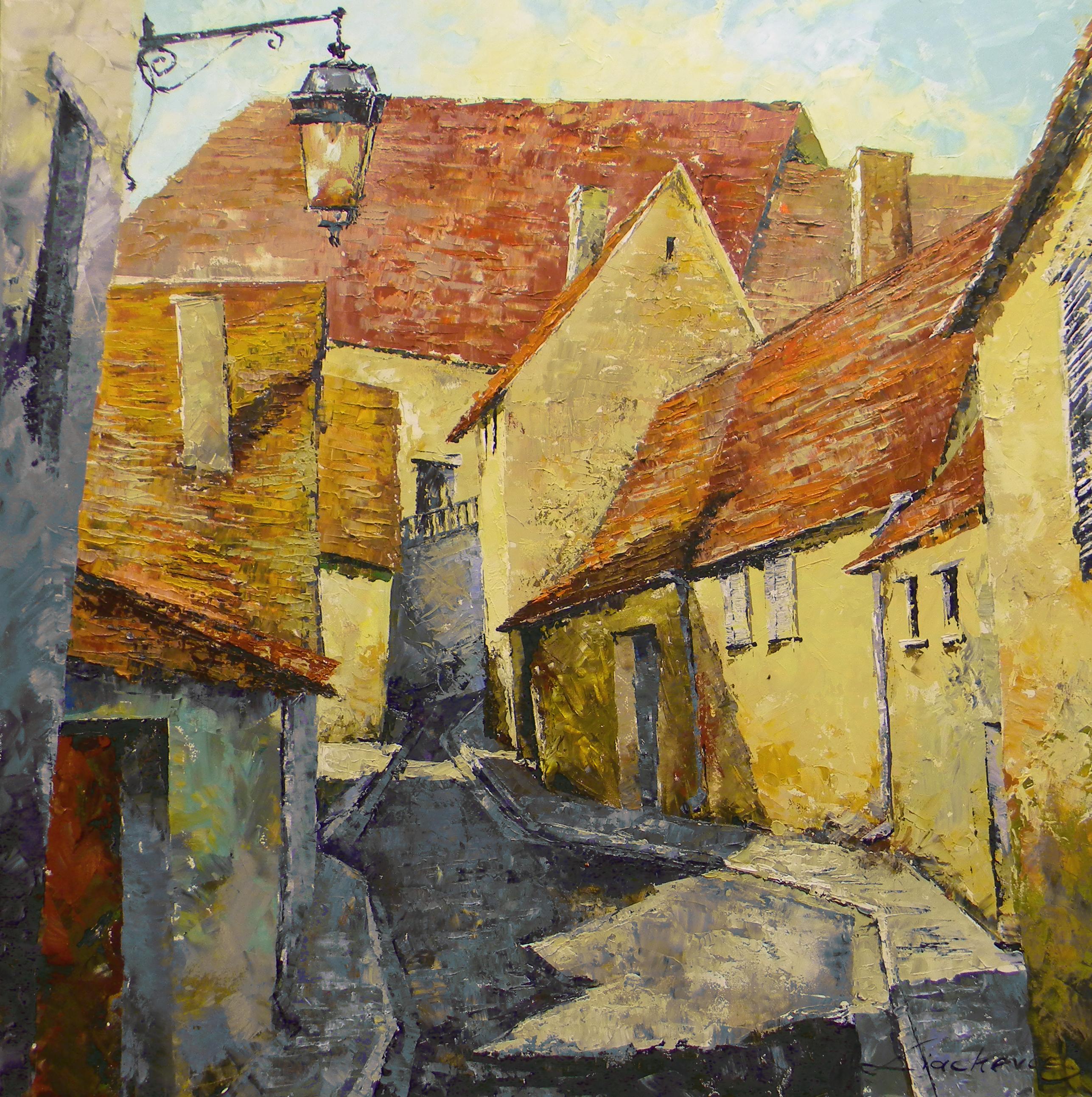 Old Village of Provence, Sancerre