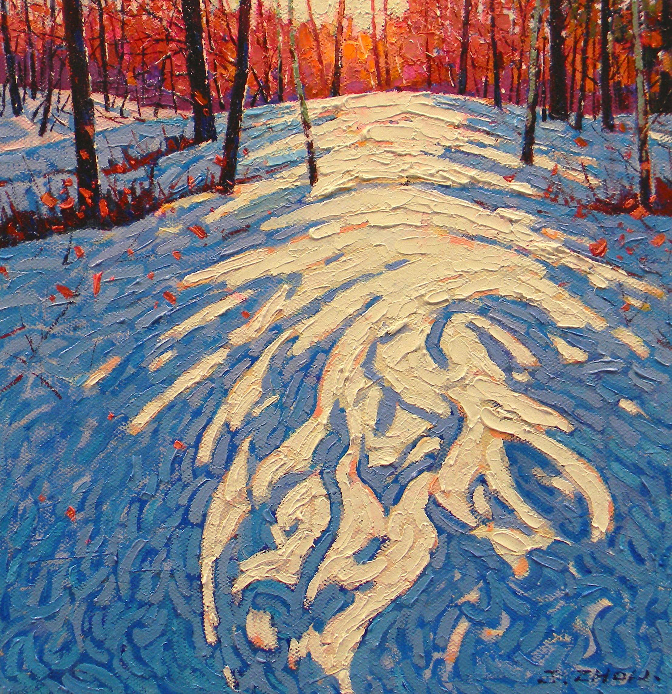 Sun In The Winter