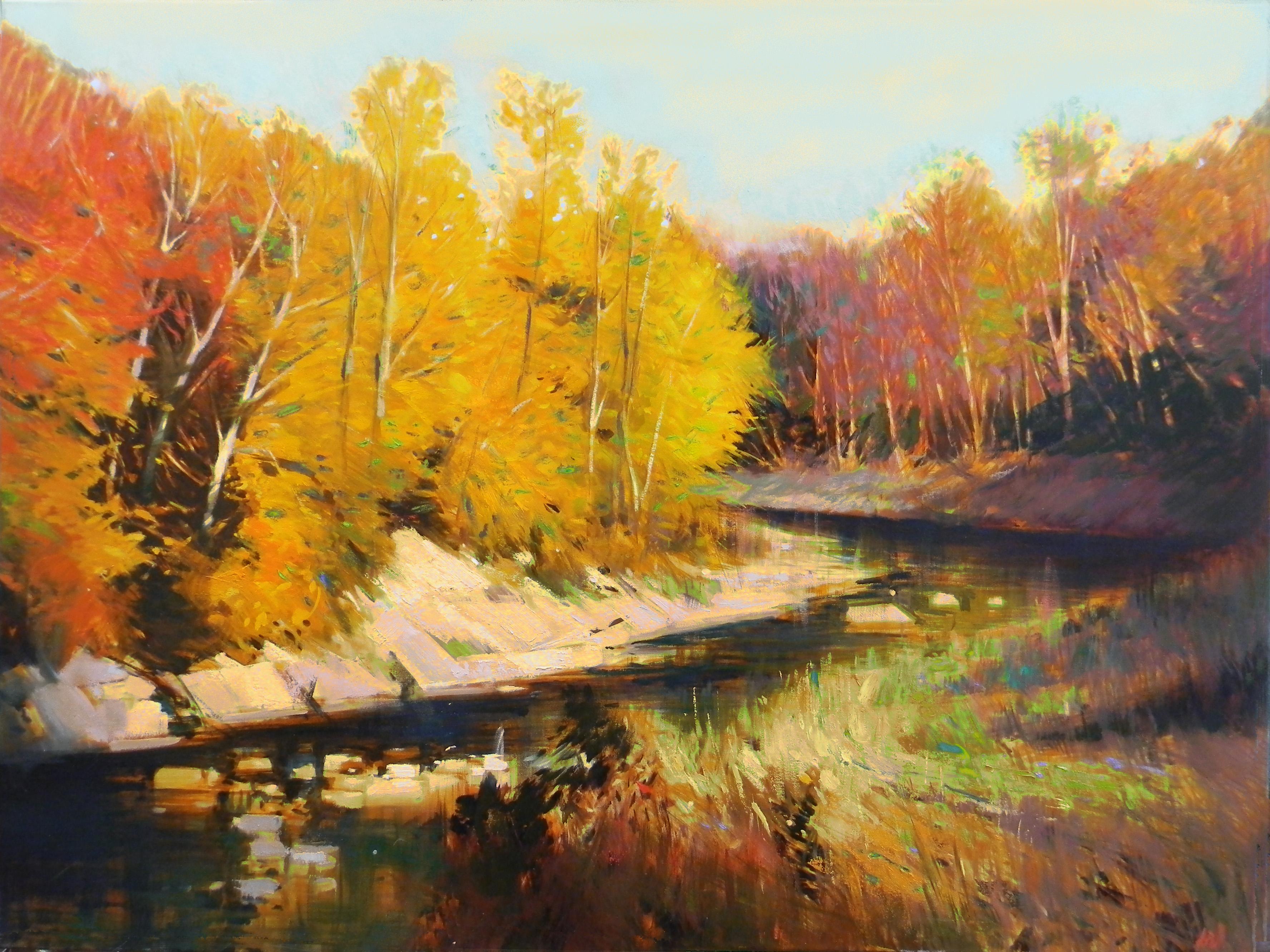 Beaver River, Collingwood
