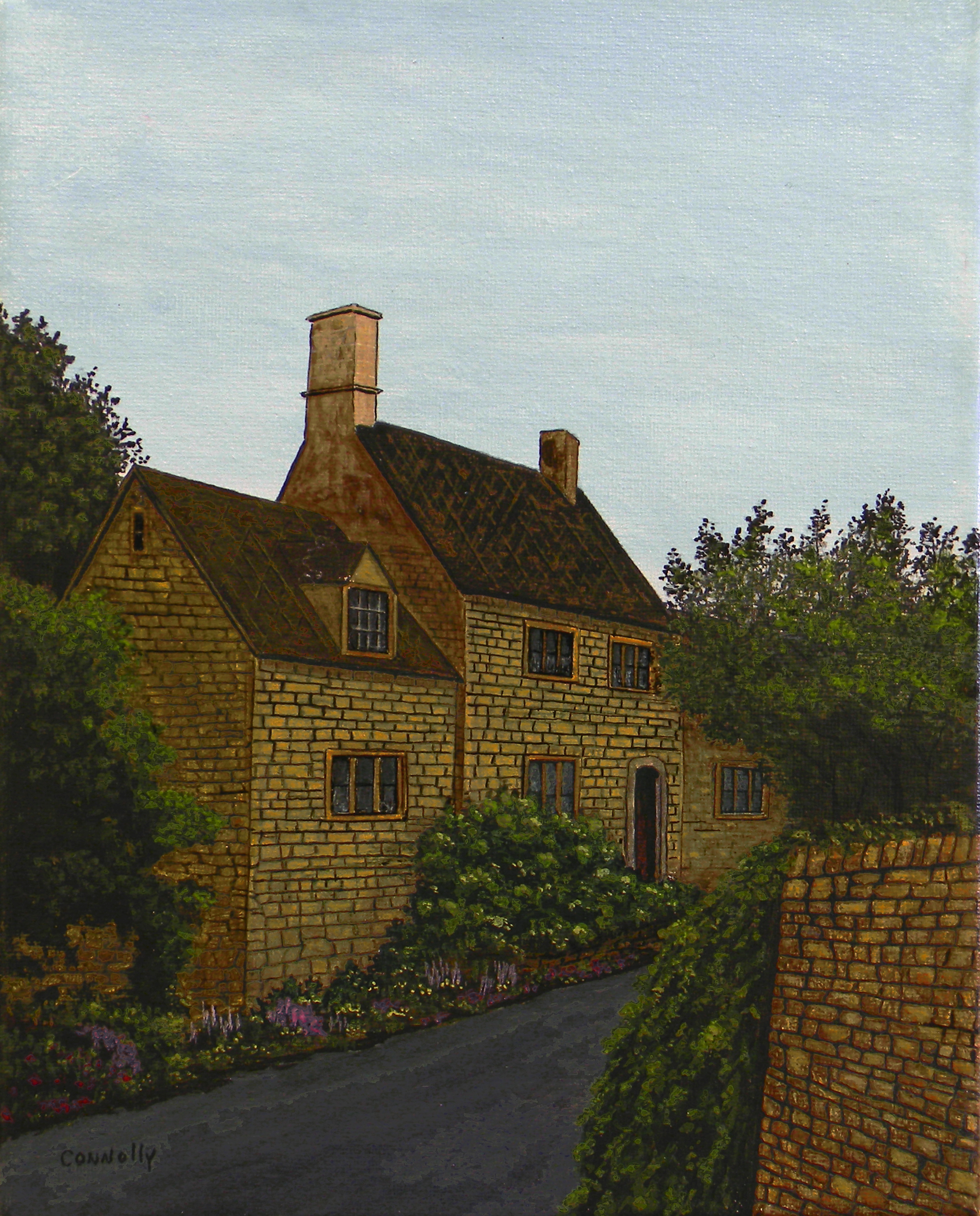 House In Ebrington (The Cotswolds)