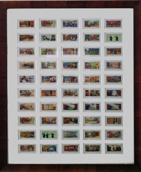 Cigarette Card Collection