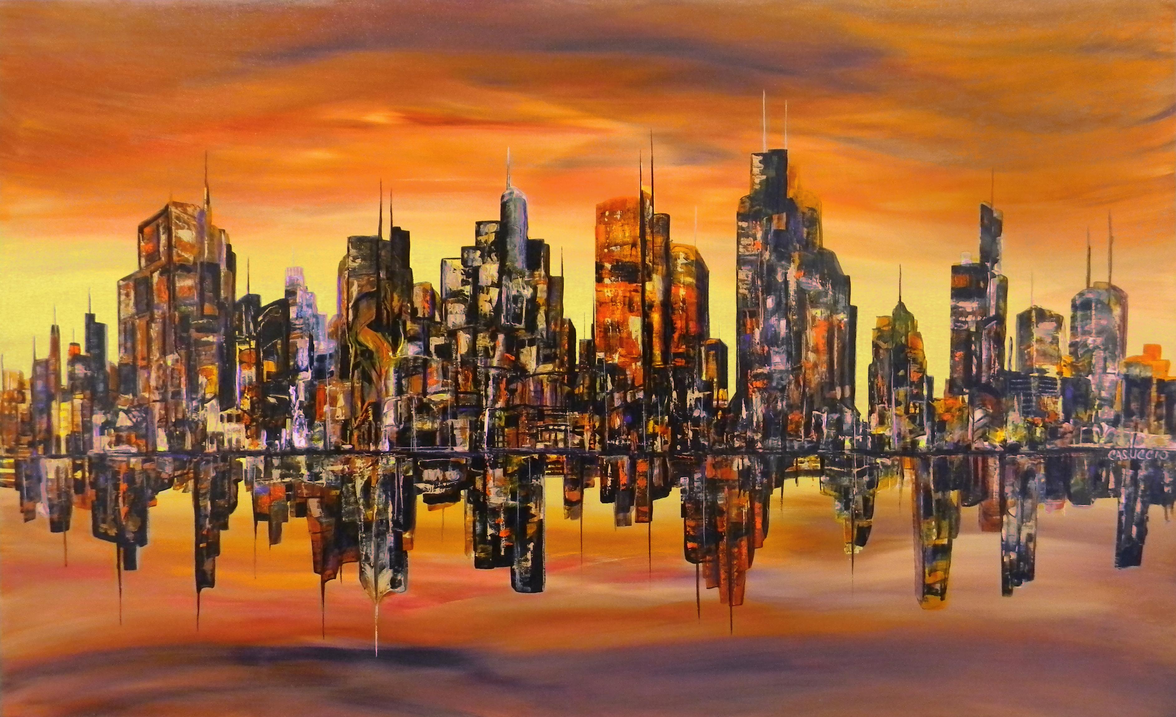 Timeless City #25