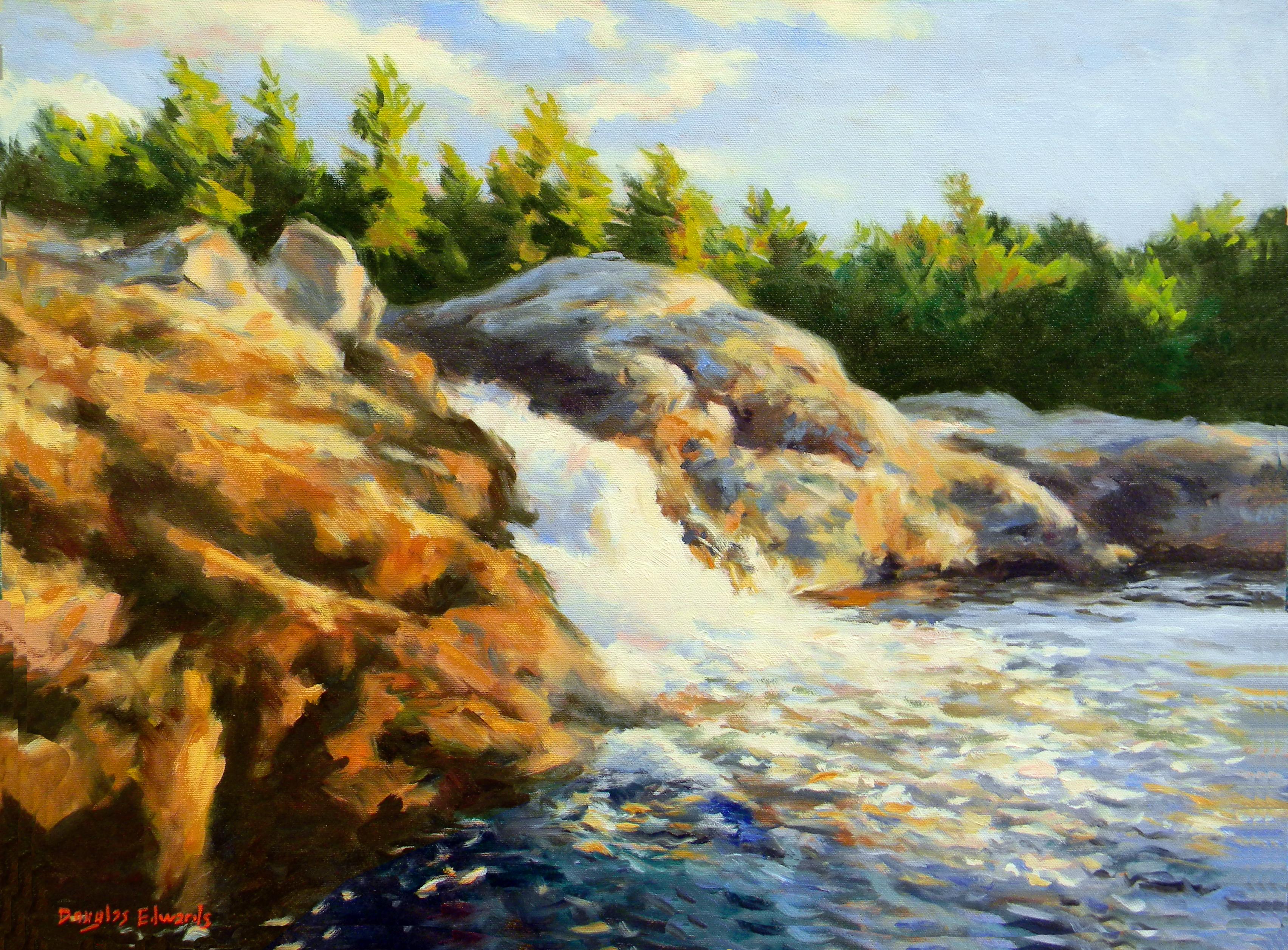 Moon River Falls