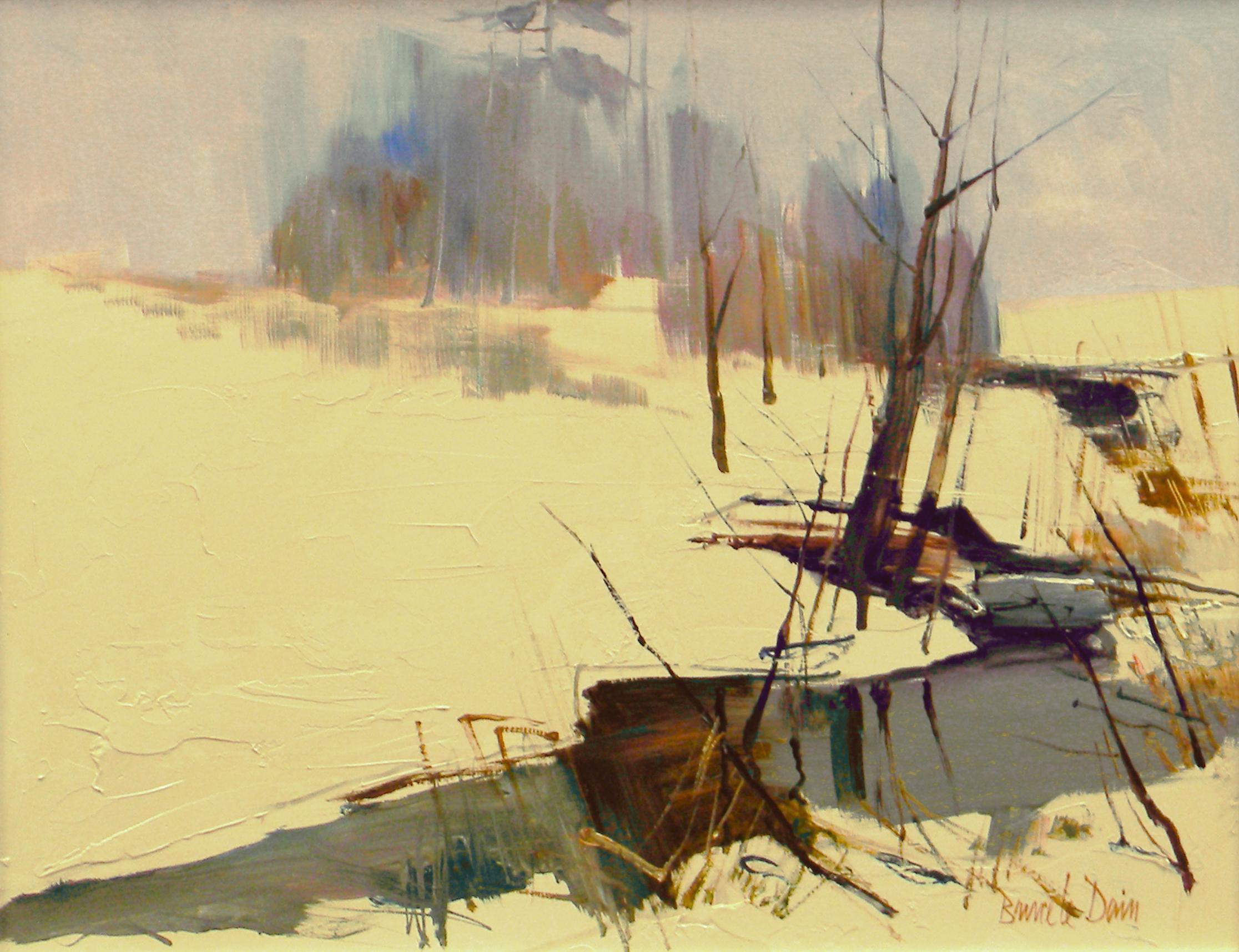 January Thaw, Val Des Lacs, Que.