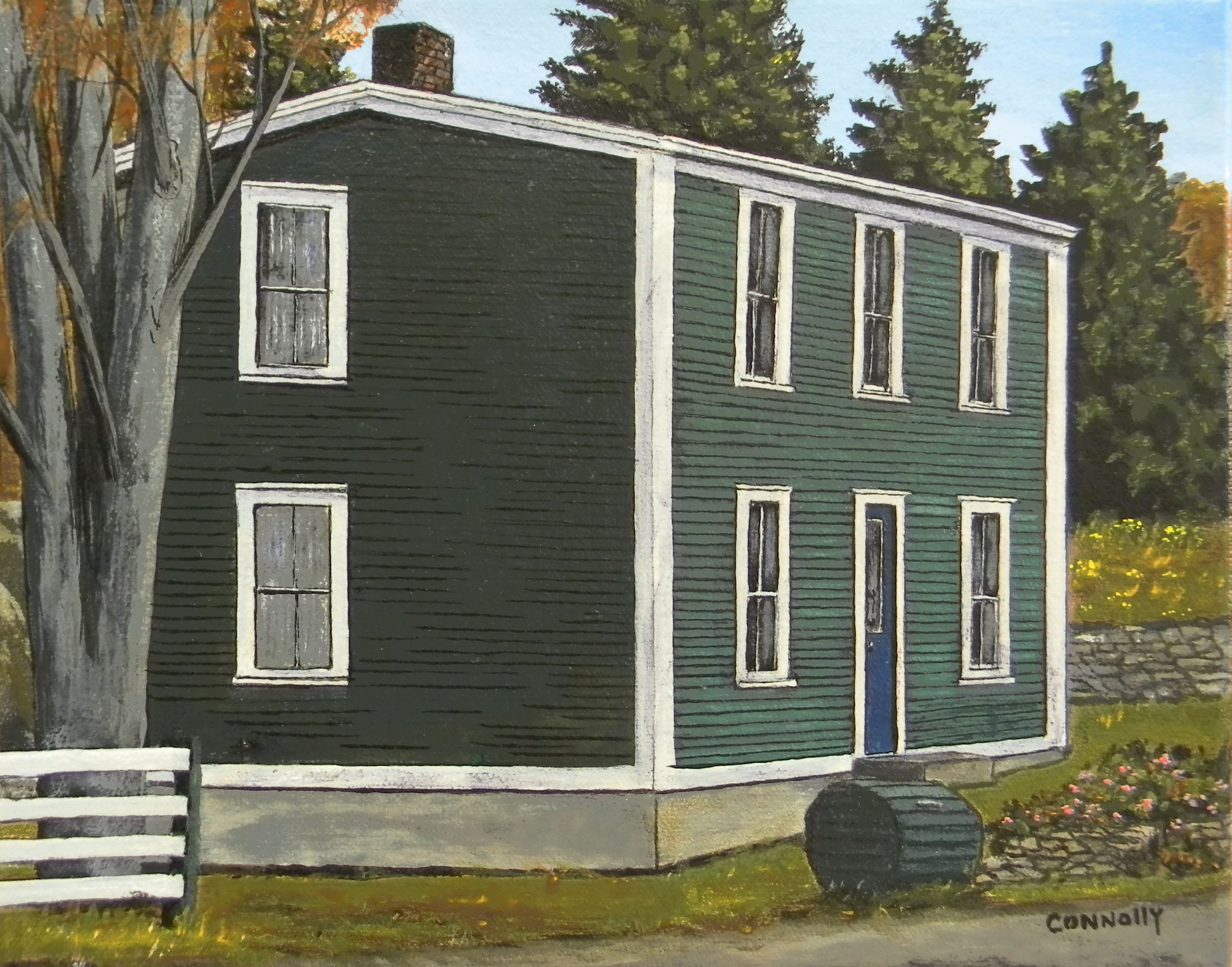 Bob Pinkstone's North St. Cottage