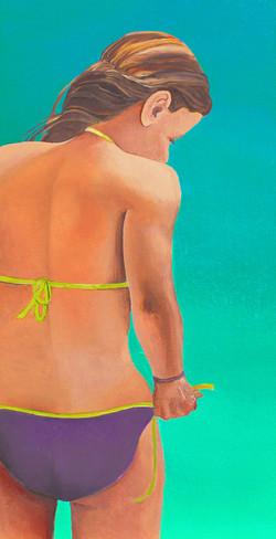 Allison - Summer Girls Series
