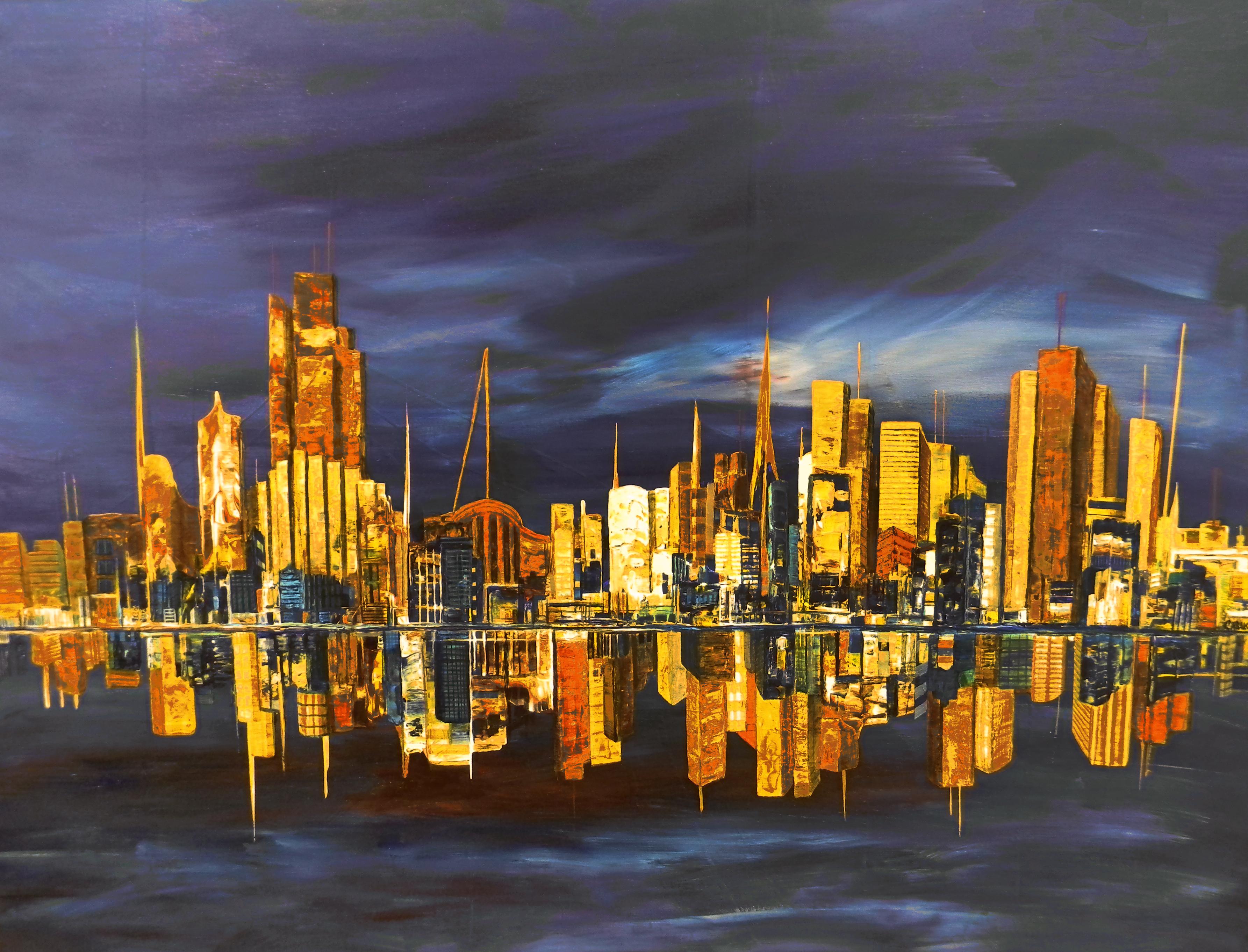 Timeless City #8