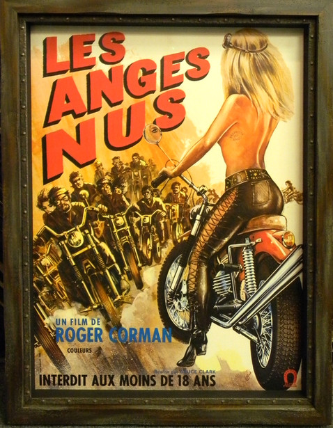 Les Anges Nus(The Naked Angels-1969)