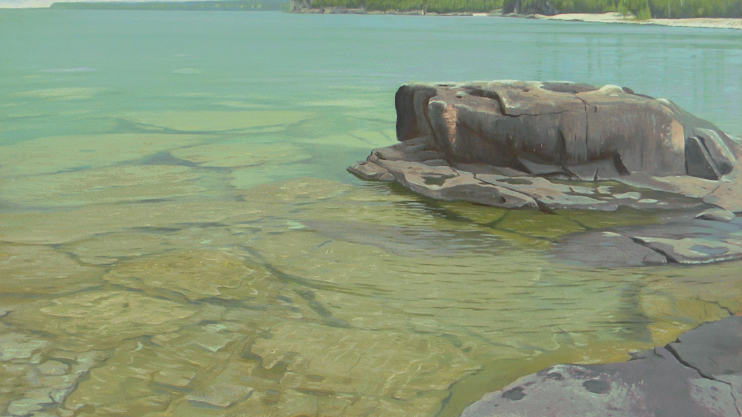 Cypress Lake 36x24