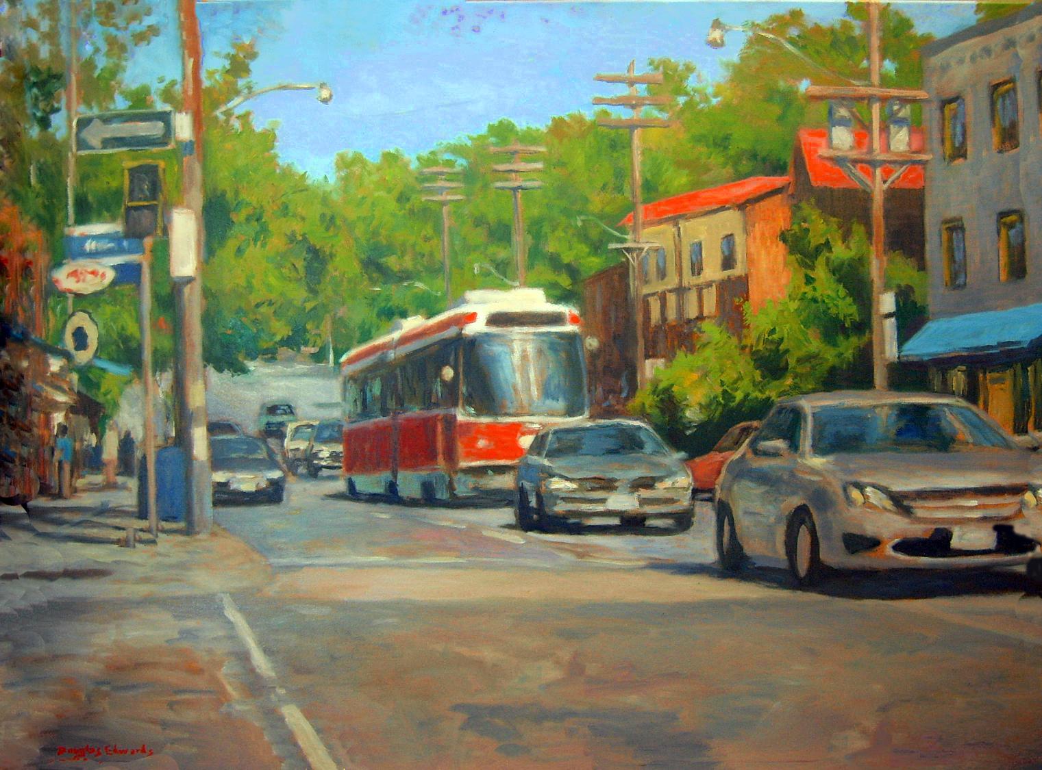Beaches Streetcar
