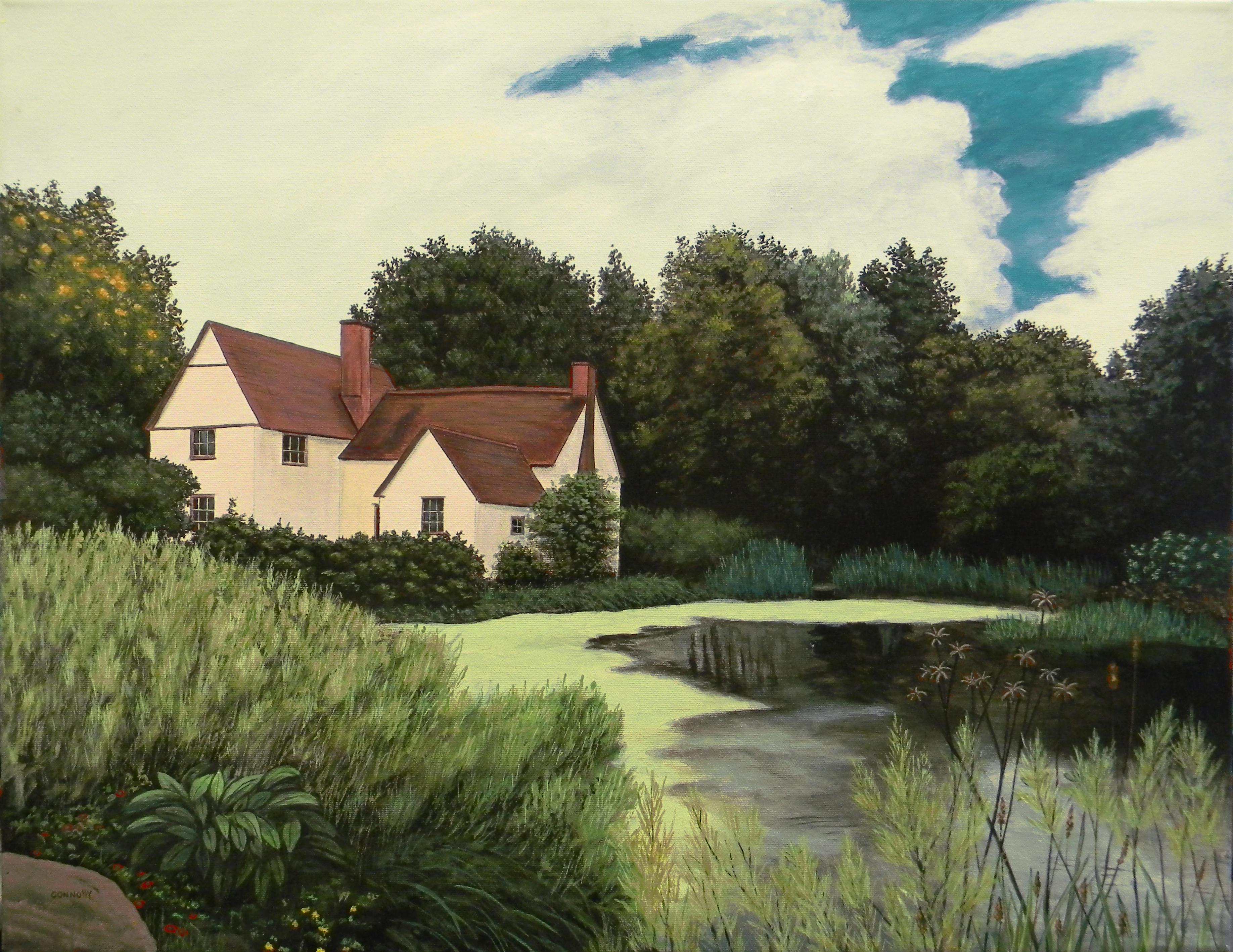 House at Flatford