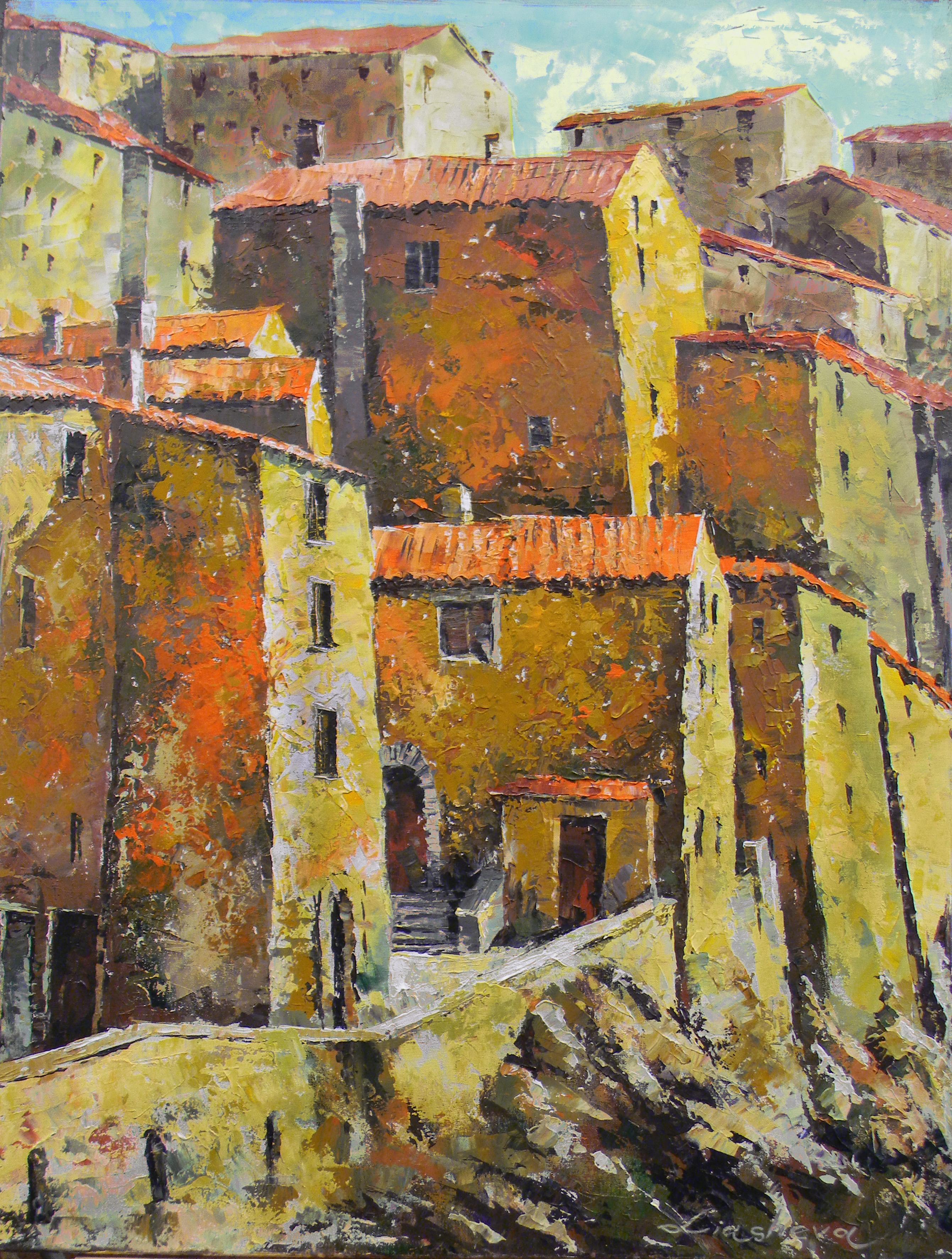 Italy, Old Village