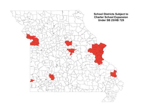 The Missouri Legislature is About to Cancel Public Education