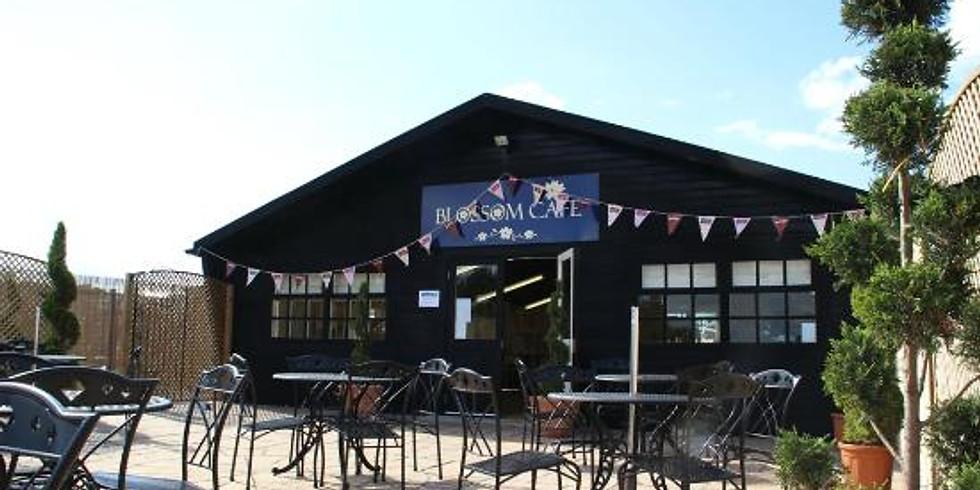 Club Run to Blossom Cafe Willington