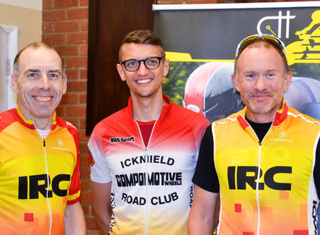 IRC Break Club Team Record at the National 12 Hour TT