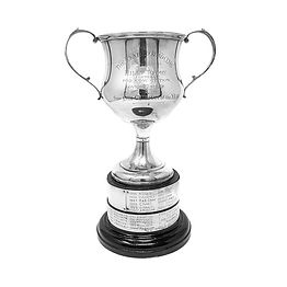 Clubman of The year Trophie