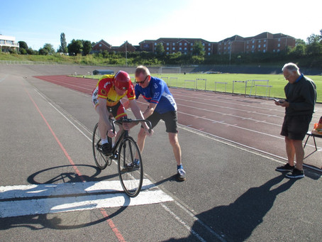 John Lee, 90, claims fourth Hour Record