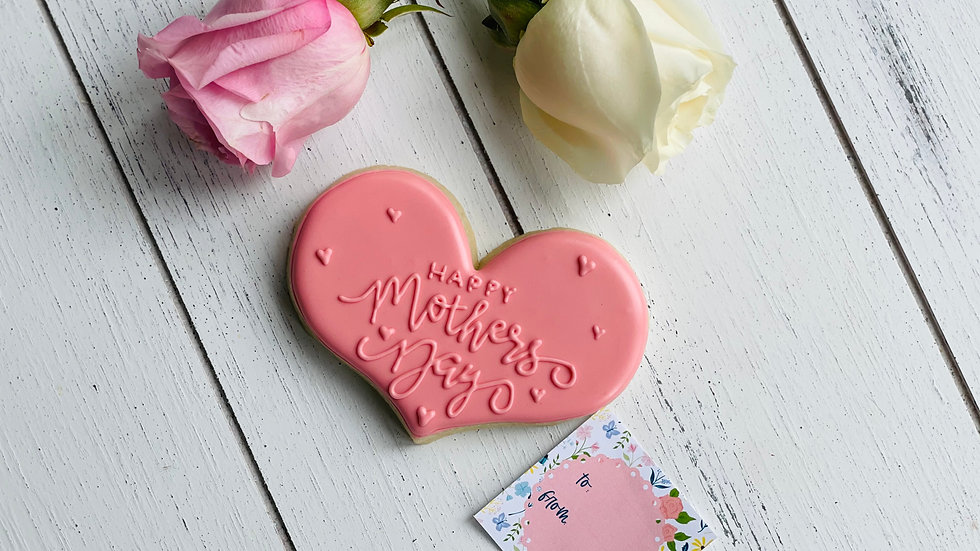 Individual Mother's Day Heart