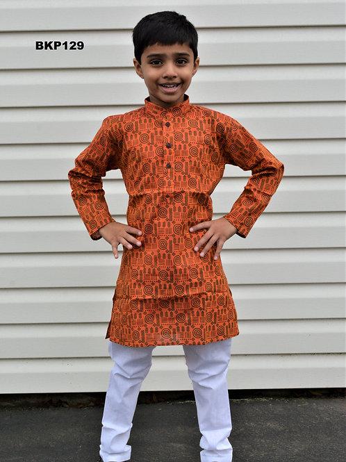 Boy's Kurta Pajama - BKP129