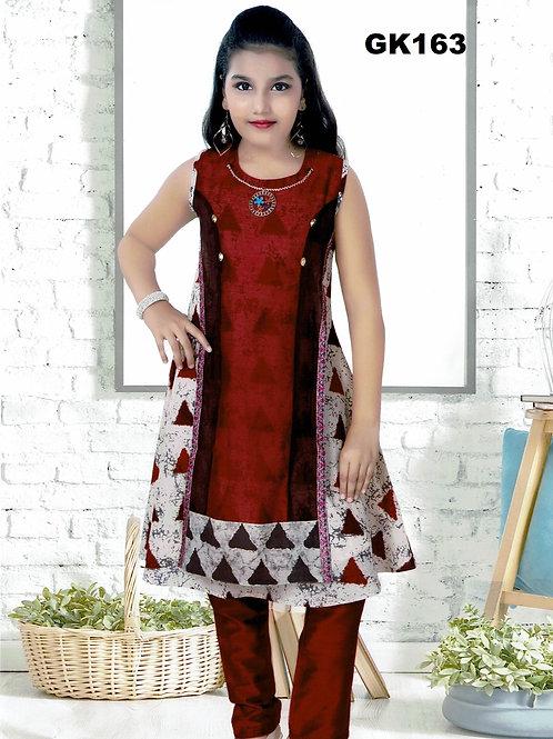 Girl's Kurthi with Legging - GK163