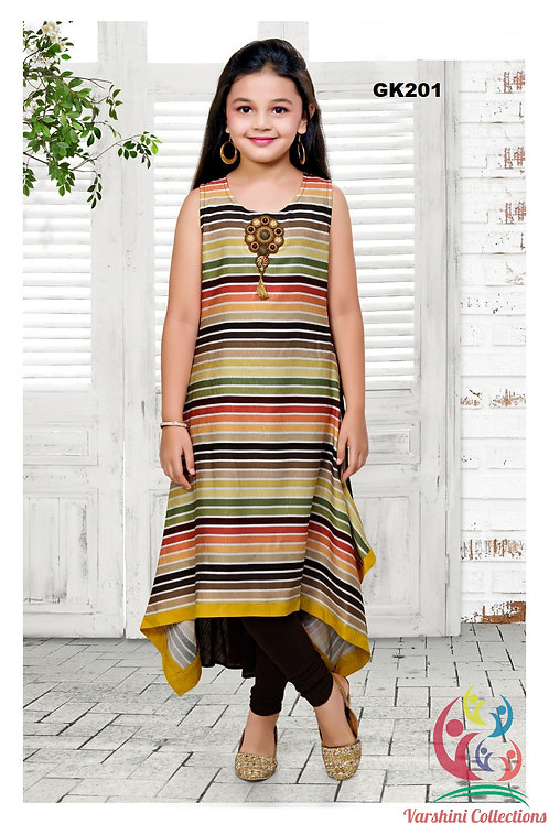 Girl's Kurthi with Legging - GK201