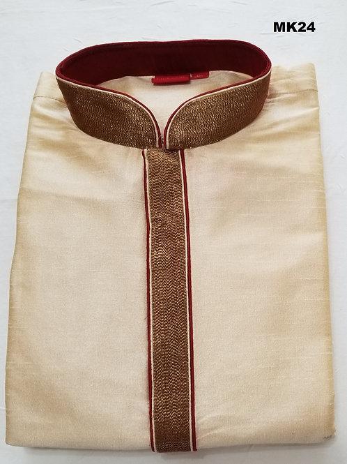 Men's Silk Kurta Pajama - MK24