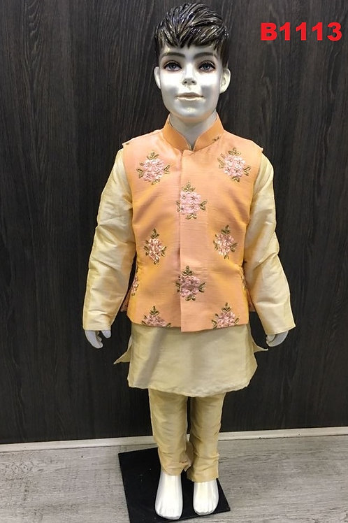 Boy's Ethnic Wear - B1113