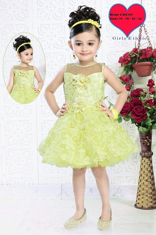 Baby Dress - BG105