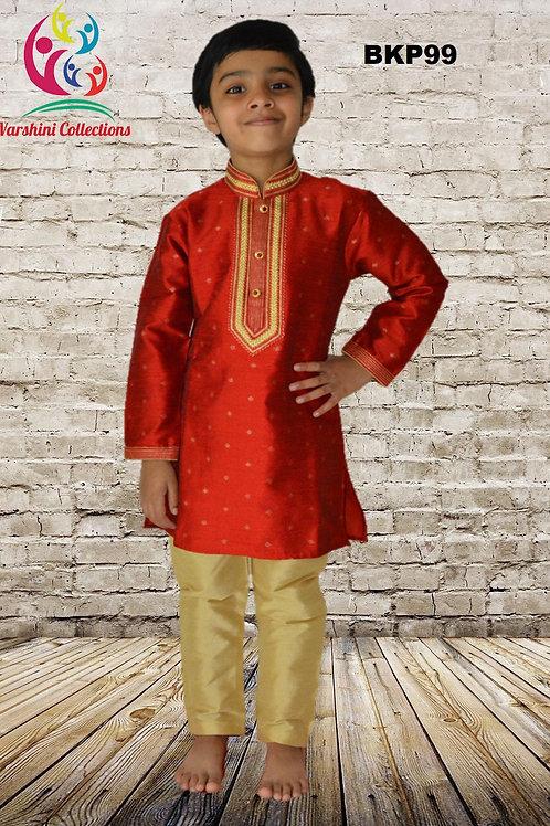 Boy's Kurta Pajama - BKP99
