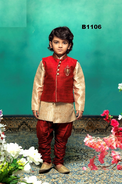 Boy's Ethnic Wear - B1106