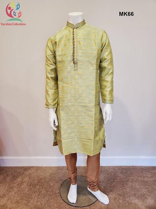 Men's Silk Kurta Pajama - MK66