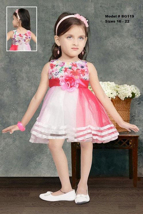 Baby Dress - BG119