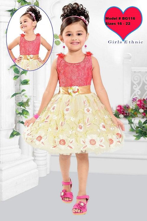 Baby Dress - BG116