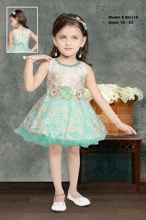 Baby Dress - BG118