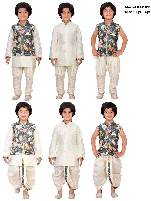 Boy's Ethnic Wear - B1035