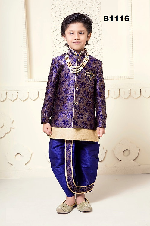 Boy's Ethnic Wear - B1116