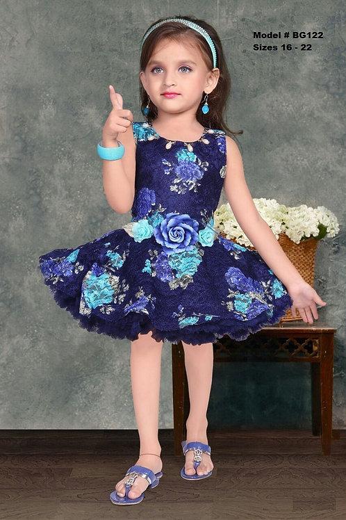 Baby Dress - BG122