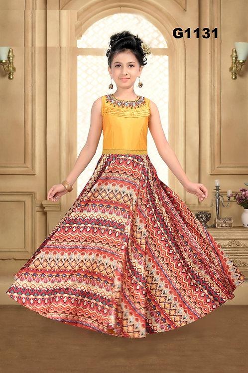 Girl's Lehenga Choli - G1131