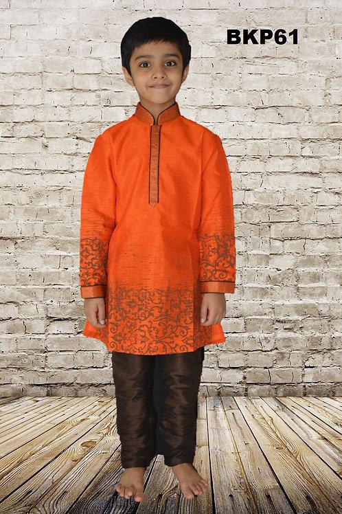 Boy's Kurta Pajama - BKP61