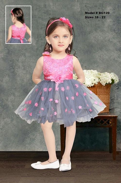 Baby Dress - BG120