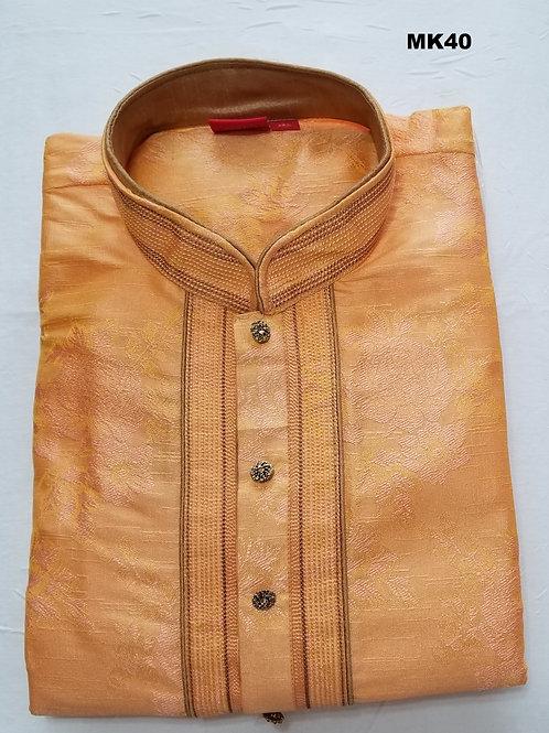 Men's Silk Kurta Pajama - MK40