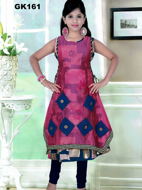 Girl's Kurthi with Legging - GK161